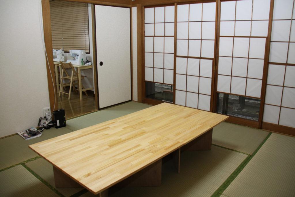 Ripple NishiTokyo 交流・食事スペース