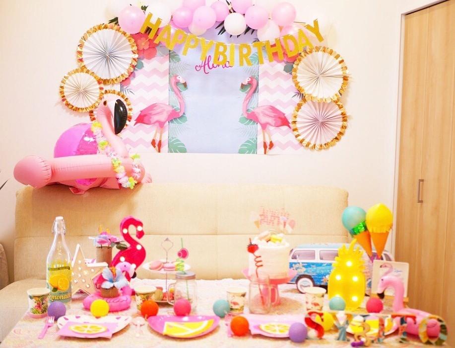 9月27日(木)ママクラベビー撮影会『FlamingoParty!』